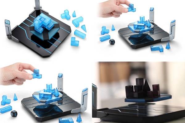 HoverKraft Building and Balancing Game