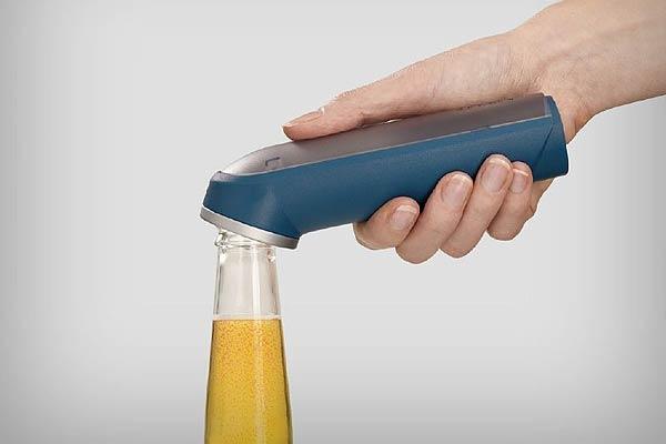 Bottle Opener Cap Catcher