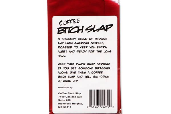 Bitch Slap Coffee