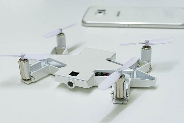 Flying Drone Phone Case Camera