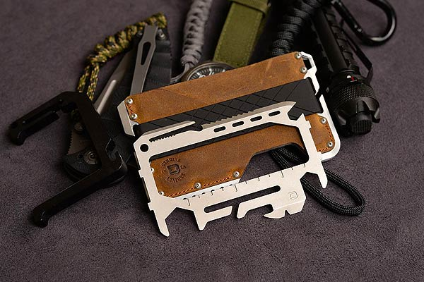 Dango Tactical Wallet