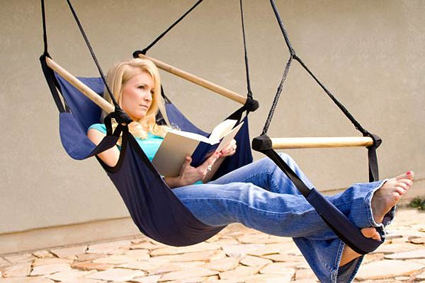 Hanging Hammock Air Chair ...
