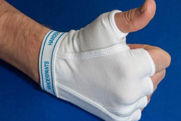 Underwear for Your Hands Handerpants