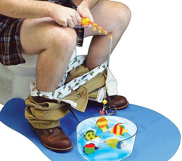 Potty Fishing