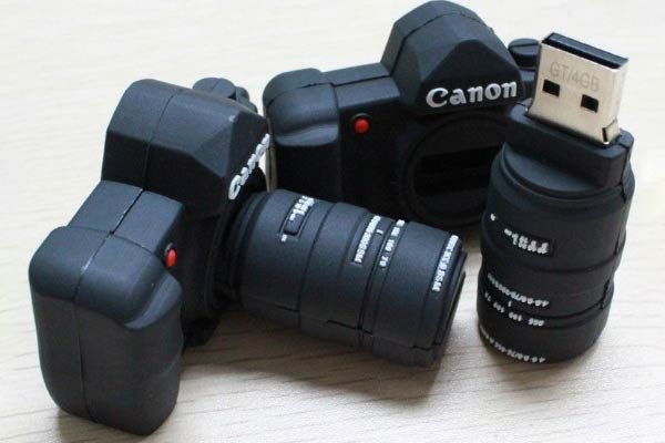 camera dslr usb drives