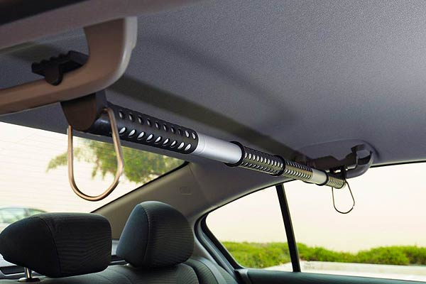 Vehicle Clothes Hanging Bar