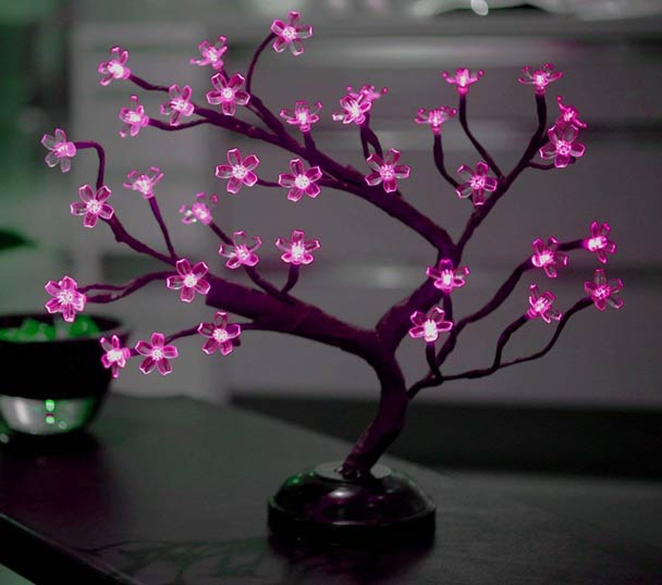 cherry blossom mood light
