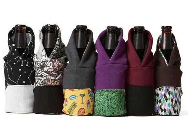 Hoodies for Your Drinks - Chuggies