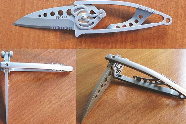 Snap Lock Pocket Knife