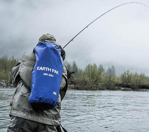 Earthpak Waterproof Backpack