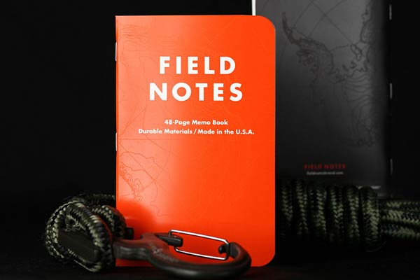 Field Notes Water Proof Notebook