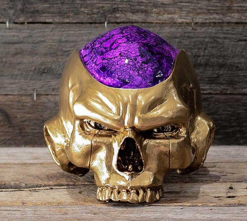 golden frieza skull
