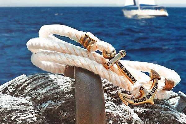 Lanyard Hitch Cord Bracelet