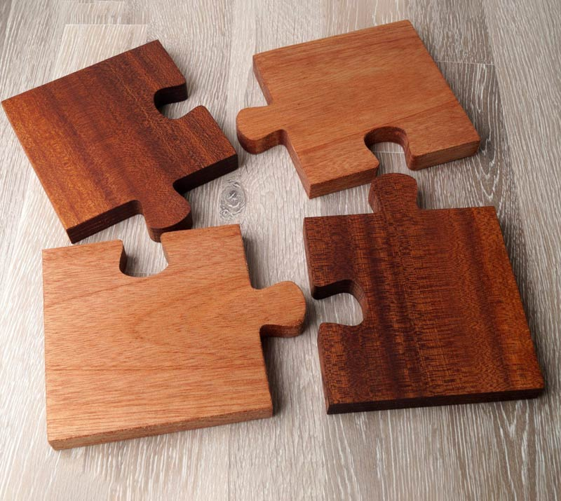 Puzzle Pieces Cookie Cutter Set