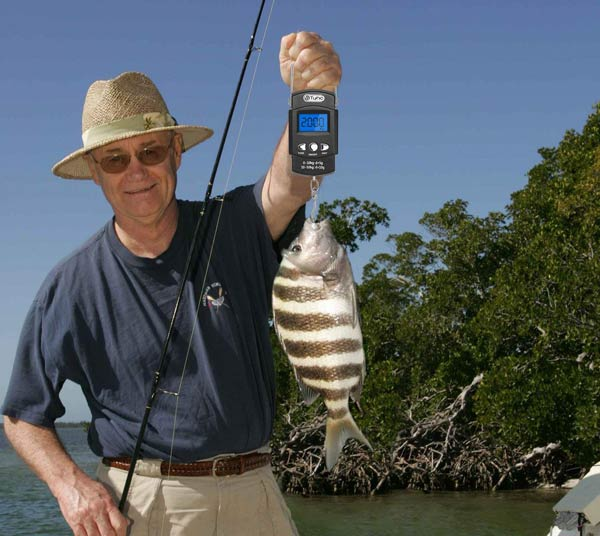 Portable Electronic Fish Scale