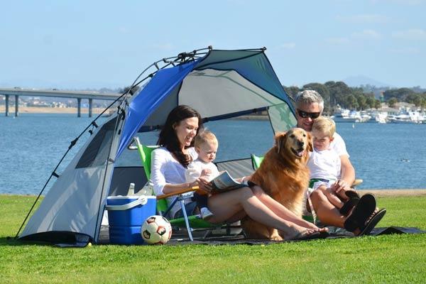 Tent Sun Shelter
