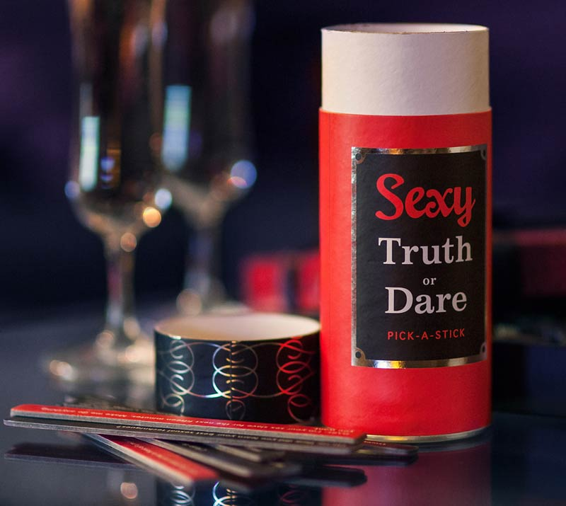 sexy truth or dare