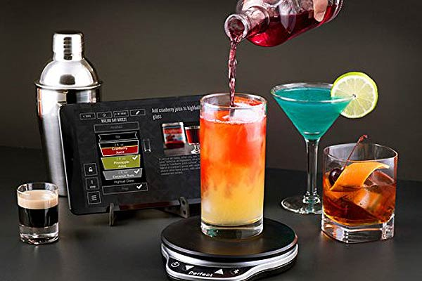 The Perfect Drink Smart Scale and App