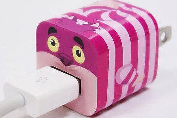 iPhone Charger Disney Sticker Faces – I*Need*It