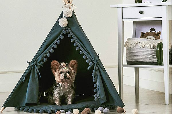 Pet Teepee Tent Bed ... & Pet Teepee Tent Bed u2013 I*Need*it