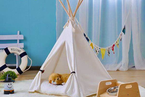 Pet Teepee Tent Bed & Pet Teepee Tent Bed u2013 I*Need*it