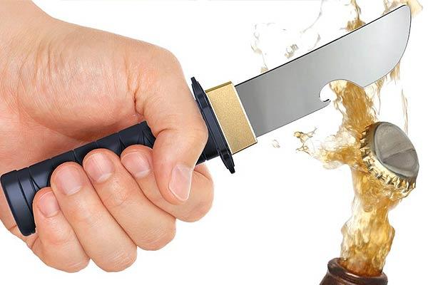 Ninja Sword Bottle Opener