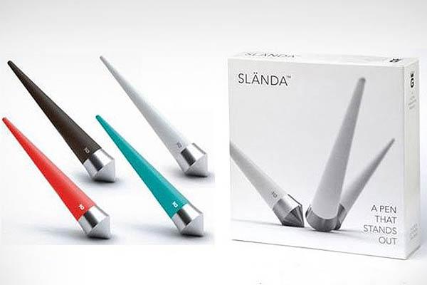 Slända Self-Balancing Pen