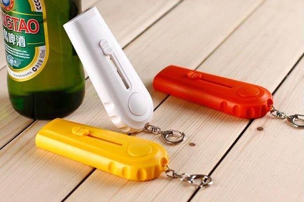 Bottle Opener and Cap Launcher