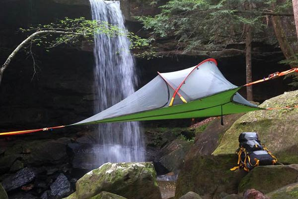 3-Person Suspended Tree Tent ... : tents suspended in trees - memphite.com