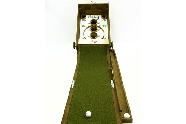 The Puttskee Portable Putting