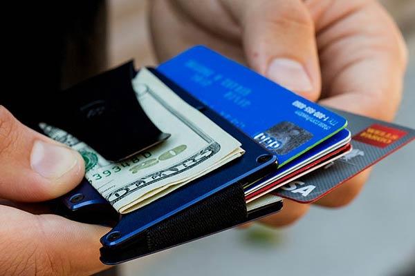 The Ridge Wallet Front Pocket Wallet