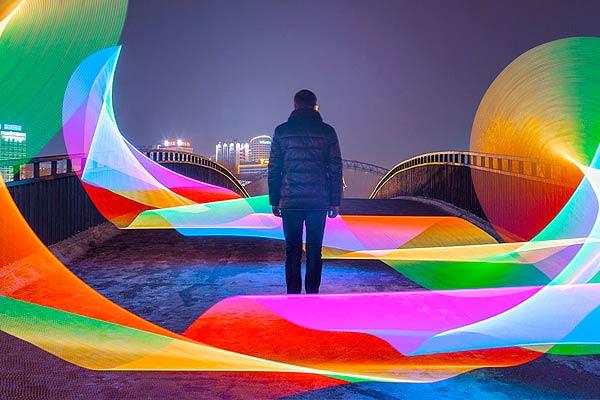 The Pixelstick Light Painting LED Tool