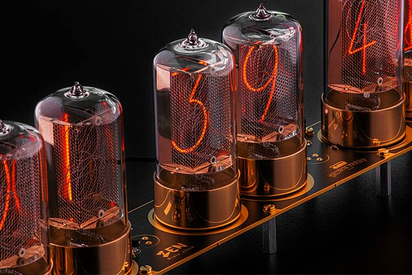 Zen Nixie Tube Clock INeedIt